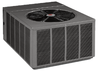Rheem condensed air conditioning unit