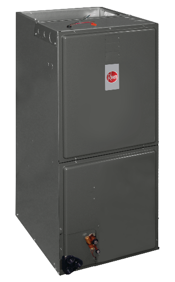 Rheem furnace unit installation by Warnky Heating & Cooling