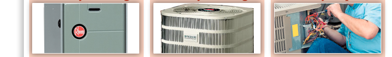 Heating Services - Cooling Services - Repair Services