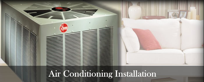 Air Conditioning Installation - Warnky Heating & Cooling - A Division of Richard Warnky LLC
