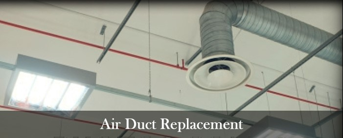 Air Duct Replacement - Warnky Heating & Cooling - A Division of Richard Warnky LLC