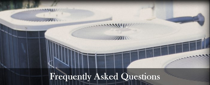 Frequently Asked Questions - Warnky Heating & Cooling - A Division of Richard Warnky LLC