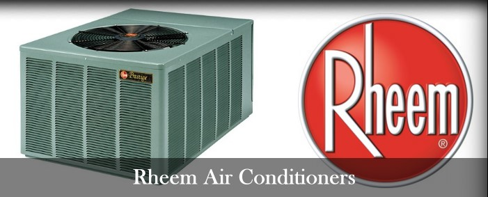 Rheem Air Conditioners - Warnky Heating & Cooling - A Division of Richard Warnky LLC